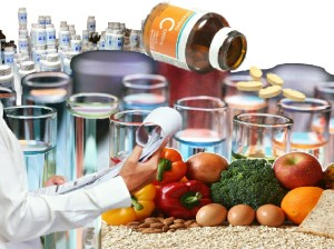 Nutrition Mash Up